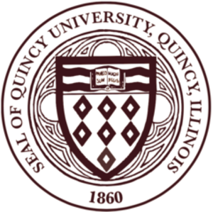 Quincy University - Image: Quincy University seal