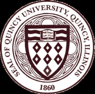 Quincy University - Image: Quincy University seal