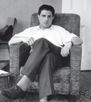 Ralph Miliband - Ralph Miliband in 1958