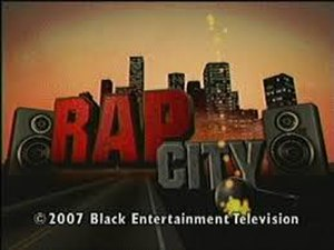 Rap City - The title frame