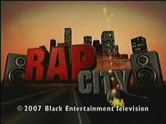 Rap City - The outro frame, 2007