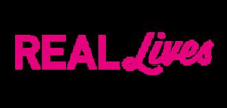 Real Lives (TV channel) - Image: Real lives logo