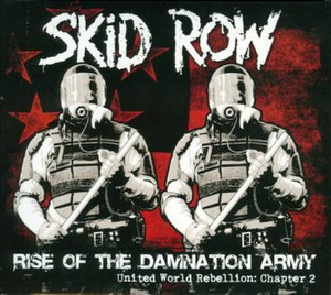 United World Rebellion - Image: Rise Of The Damnation Army