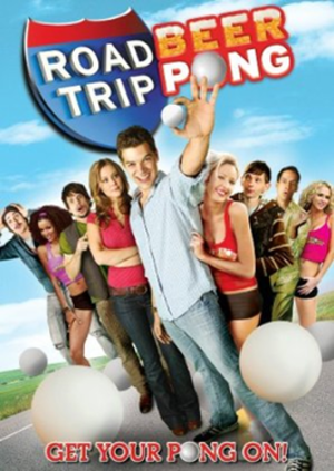 Road Trip: Beer Pong - DVD cover