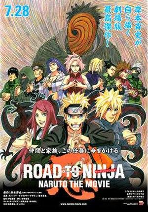 Road to Ninja: Naruto the Movie - Image: Road to Ninja