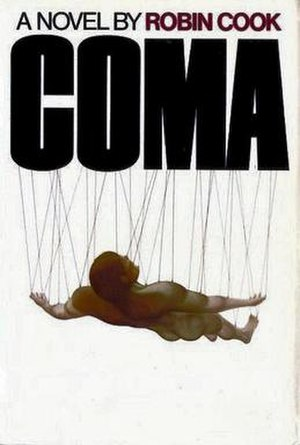 Coma (novel) - First edition cover