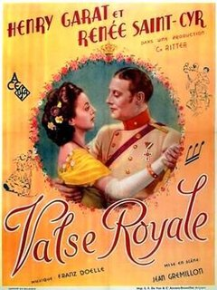 <i>Royal Waltz</i> 1936 film by Jean Grémillon