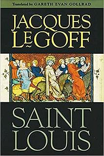 <i>Saint Louis</i> (biography)