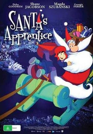 Santa's Apprentice - English theatrical release poster