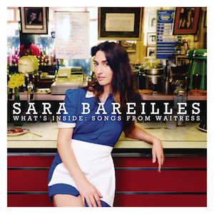 What's Inside: Songs from Waitress - Image: Sara Bareilles, What's Inside – Songs from Waitress (2015)