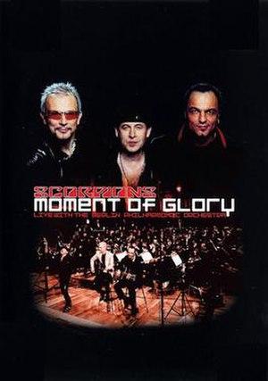Moment of Glory - Image: Scorpions Moment of Glory VHS