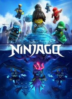 <i>Seabound</i> (Ninjago season) Danish-Canadian animated television season