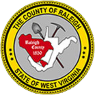 Raleigh County, West Virginia - Image: Seal of Raleigh County, West Virginia