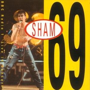 BBC Radio 1 Live in Concert (Sham 69 album) - Image: Sham 69 bbc