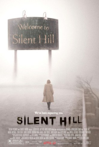 Silent Hill (film) - Theatrical release poster