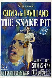 <i>The Snake Pit</i> 1948 film by Anatole Litvak