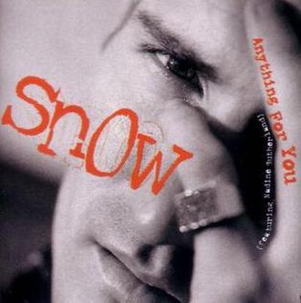 Anything for You (Snow song) - Image: Snow anything