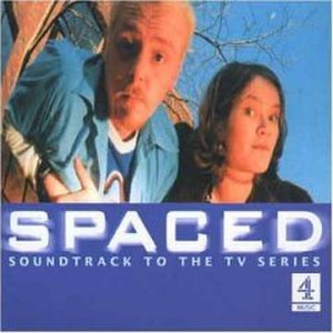 Spaced - The cover of Spaced: Soundtrack to the TV Series