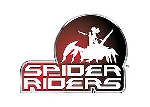 Spider Riders - Television series logo