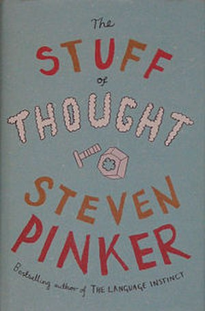 The Stuff of Thought - Cover of the first edition