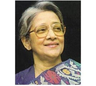 Suchitra Mitra Indian singer