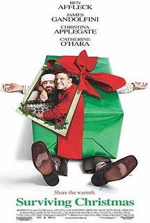<i>Surviving Christmas</i> 2004 film by Mike Mitchell