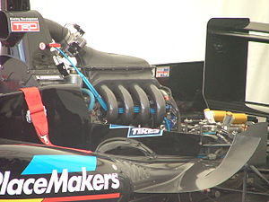 Toyota Racing Series - Toyota Racing Series Car Engine