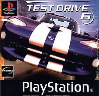 Test Drive 6 - Image: Test Drive 6