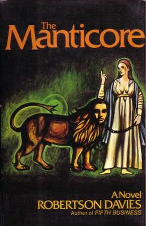 The Manticore - First edition