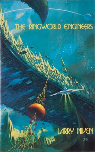 The Ringworld Engineers - First edition