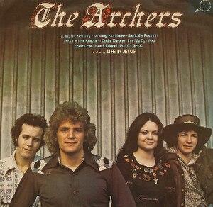 The Archers (album) - Image: The Archers LP 12