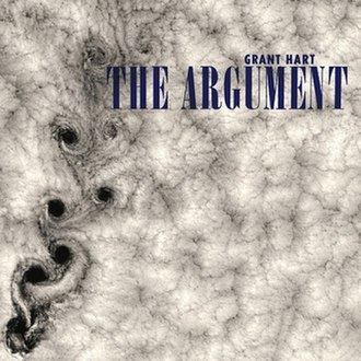 The Argument (Grant Hart album) - Image: The Argument (Grant Hart album cover)