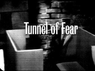 Tunnel of Fear 20th episode of the first season of The Avengers
