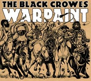 Warpaint (The Black Crowes album) - Image: The Black Crowes Warpaint