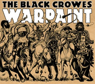 <i>Warpaint</i> (The Black Crowes album) 2008 studio album by The Black Crowes