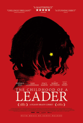 The Childhood of a Leader (film) - Theatrical release poster