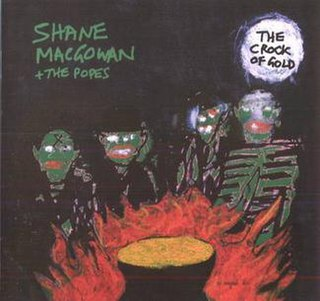 album by Shane MacGowan and The Popes