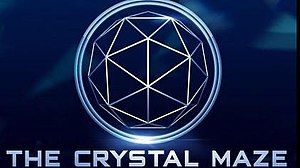 The Crystal Maze - The title card since 2016.