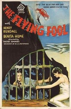 The Flying Fool (1931 film) - Image: The Flying Fool (1931 film)