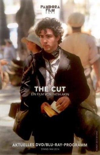 The Cut (2014 film) - German film poster