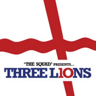 Three Lions - Image: Three lions 2010 the squad