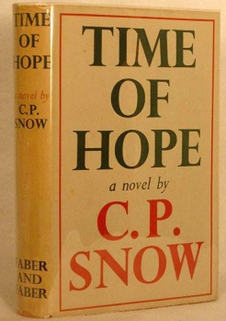 Time of Hope - First edition
