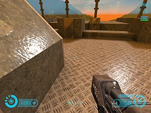 Id Tech 3 - Automatic specular and normal mapping in ioQuake3, Tremulous 1.3 prerelease client