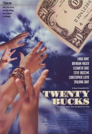 Twenty Bucks - Theatrical Release Poster