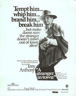 <i>A Stranger in Town</i> (1967 film)