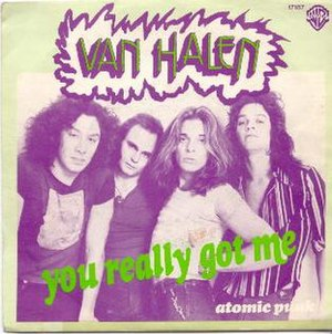 You Really Got Me - Image: Van Halen You Really Got Me