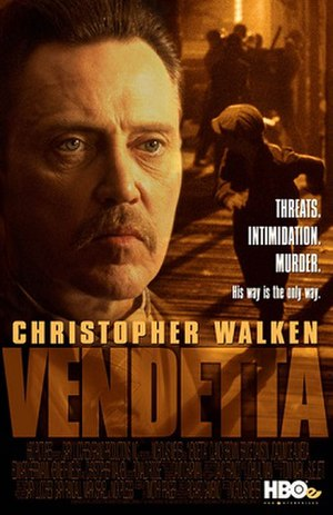 Vendetta (1999 film) - Image: Vendetta (1999 film)