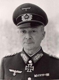Walter Fries German general