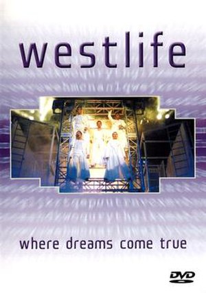 Where Dreams Come True Tour - Image: Where Dreams Come True DVD