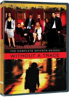 <i>Without a Trace</i> (season 7) Season of television series